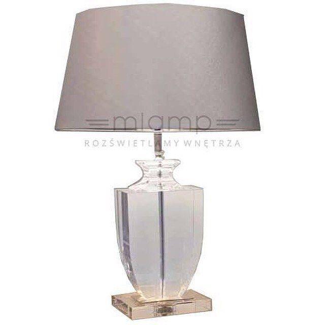 Luksus w Twoim domu! Następna propozycja lampy stołowej do eleganckiego salonu, sypialni lub biura to kryształowa oprawa od marki Elstead <3 Jej piękno i kunszt wykonania nadadzą każdemu wnętrzu niebywałego stylu! * 💡ZOBACZ-> http://bit.ly/2cYJDmX * #oswietlenie #lampa #lampakryształowa #elegance #luxury #classy #lampy #lighting #interiordesign #rozswietlamywnetrza #zmiloscidoswiatla #mojemieszkanie #czterykaty #salon #livingroom #lampastolowa #light #picoftheday #pic #sweethome…