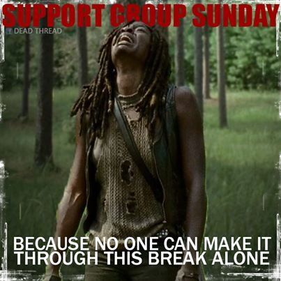 TWD Support group