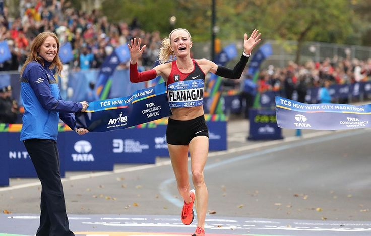 History was made when Shalane Flanagan became the first woman in 40 years to win the New York City Marathon—here are some of our favorite reactions.