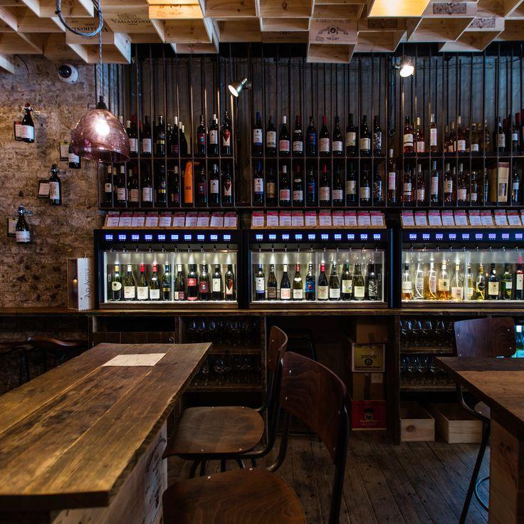 43 Best Bar • Vagabond Wines Spitalfields Images On