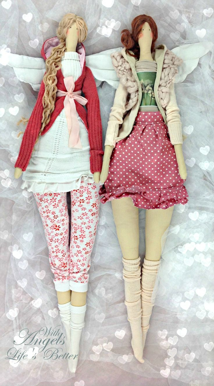https://www.facebook.com/pages/z-aniolami-zyje-sie-lepiej/157046231023593 #angels #handmade #sewing #passion #order