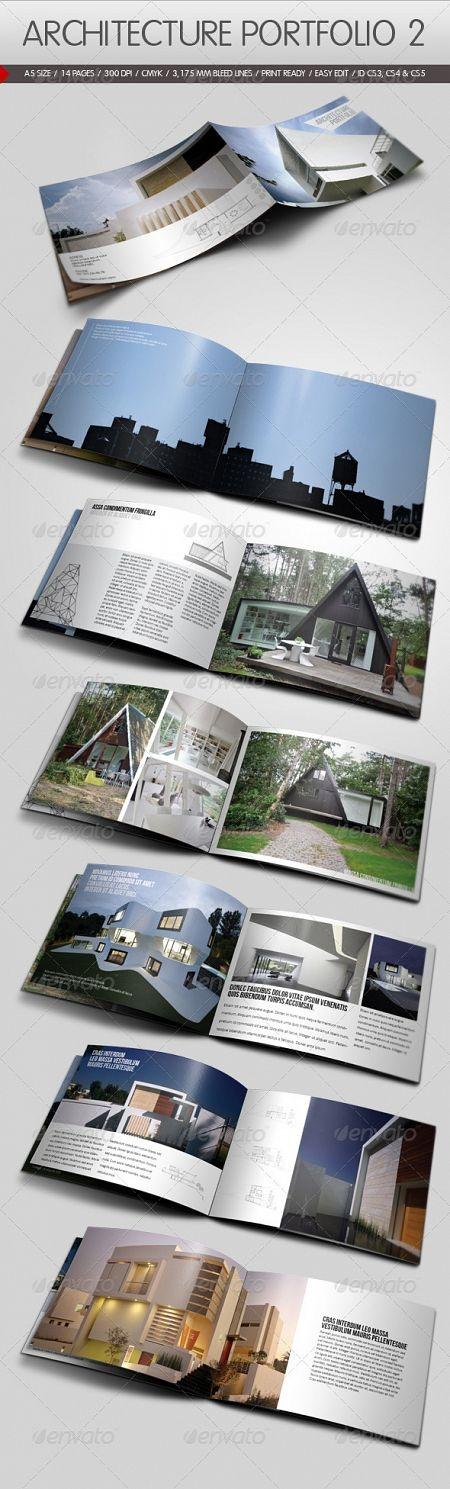 Best  Architecture Portfolio Layout Ideas On