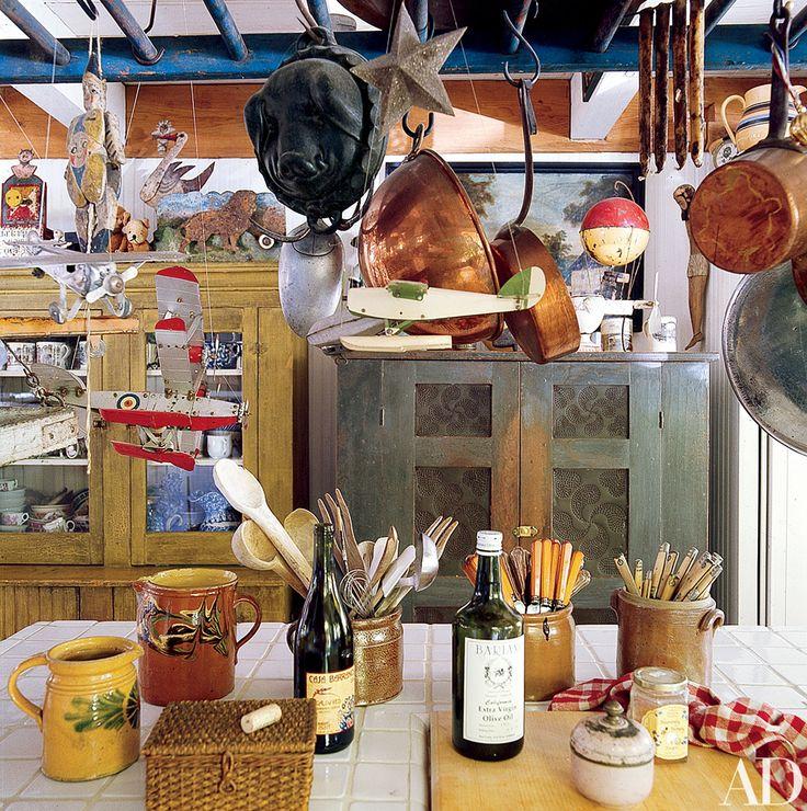 Cottage Kitchen Angeles
