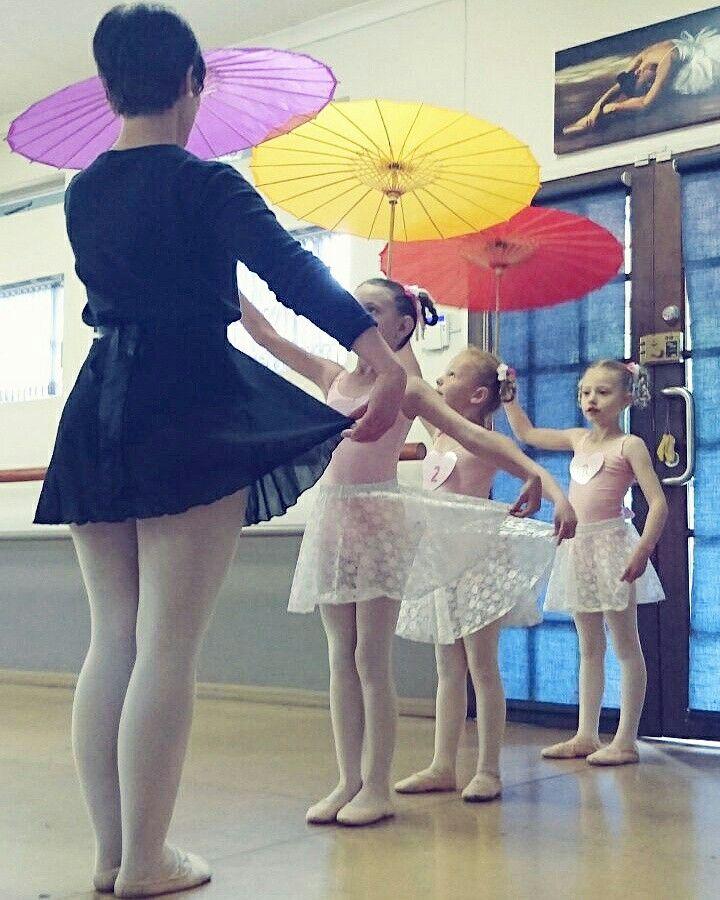 A successful day at work. #BalletTeacher