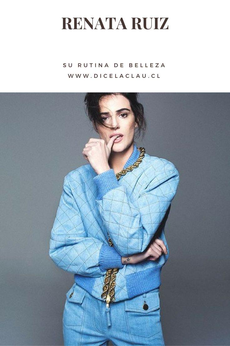 Sigue el link y descubre la rutina de belleza de Renata Ruiz, una súper modelo.