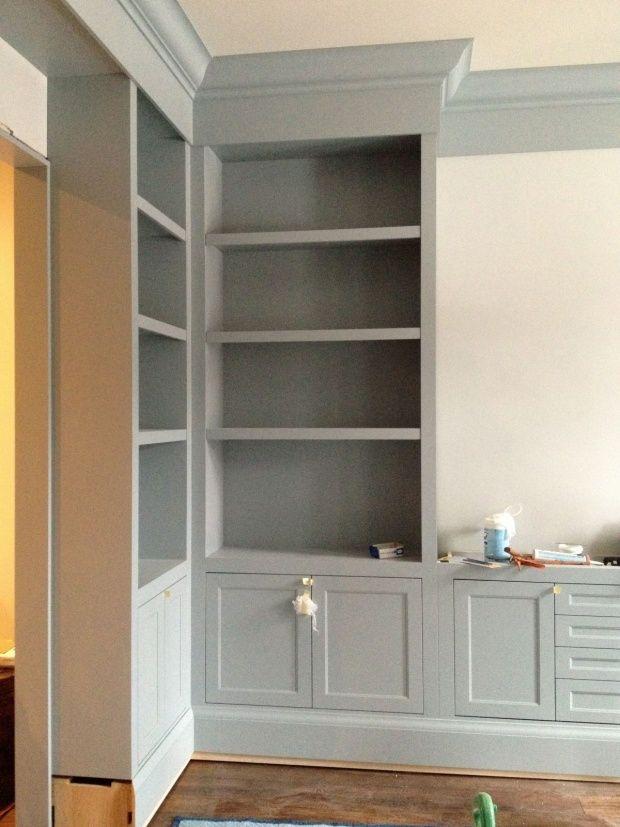 Gorgeous Gray Cabinet Paint Colors