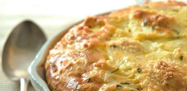 La Salteña   Recetas   Tortilla de Ravioles Cuatro Quesos y hierbas