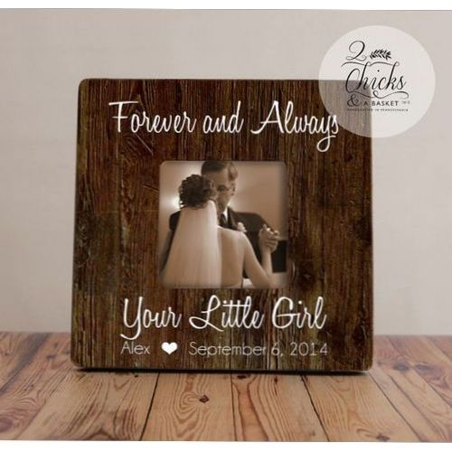 Forever And Always Yours Photo Frame | Wedding Gifts | Mother Of The Bride Gift Ideas