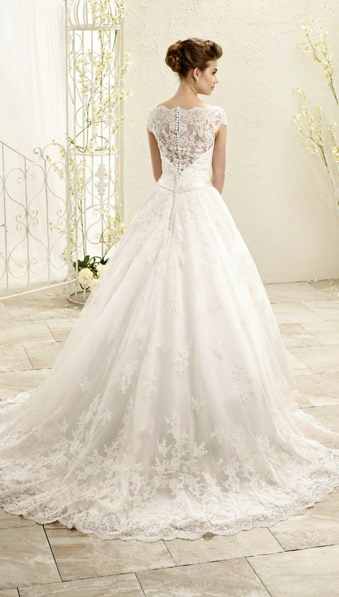 ADK by Eddy K 2015 Bridal Collection    bellethemagazine.com