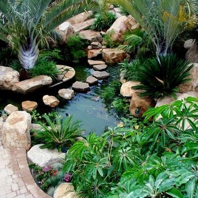 40 best images about typological on pinterest wall for Koi pond fountain
