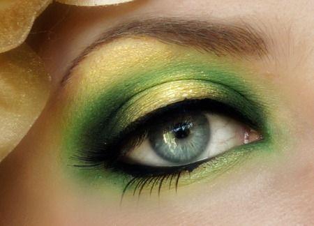 greens: Lemon Limes, Makeup Tutorials, Day Makeup, Makeup Tools, Eye Makeup, Makeup Eye, Eyeshadows, Eye Make Up, Green Eye