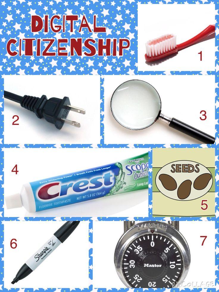 Digital Citizenship Survival Kit - ThingLink