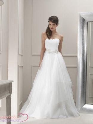 grittispose-abiti-da-sposa (13)  Weddings - THE dress  Pinterest