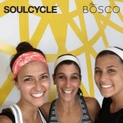 SoulCycle Water Mill | The Bosco | New York City photo booth and video booth rentals