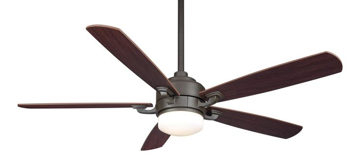 """52"""" Benito 5 Blade LED Ceiling Fan with Remote"""
