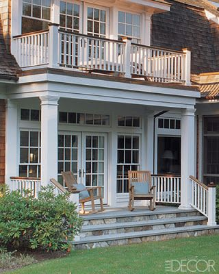 I Want To Identify A Place At My House For A Covered Porch Like This Ideal For Reading And