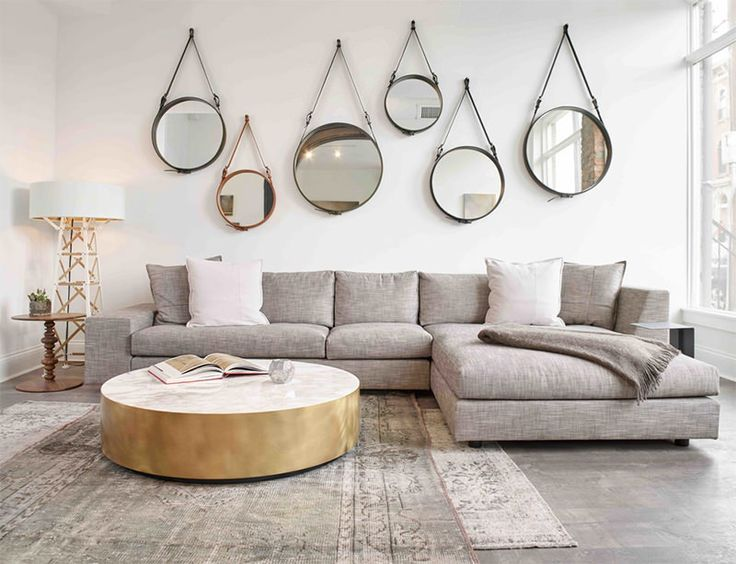 1000 ideias sobre decora o com sof de couro no for Miroir fenetre casa