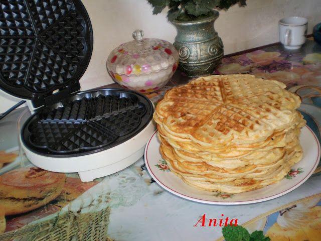 Cirmicica a konyhában: GOFRI RECEPT