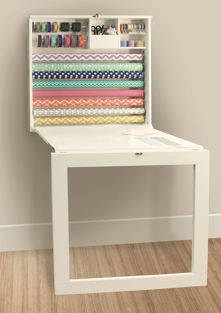 We R Memory Keepers - Fold Down Gift Wrap Station at Scrapbook.com