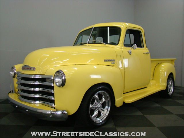 Huge Chevy Trucks | vehicles for sale - 1952 Chevy Truck | Yakez