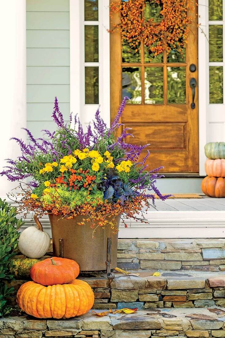 Front porch container gardening ideas - Best 25 Front Porch Planters Ideas Only On Pinterest Front Porch Flowers Deck Flower Pots And Outdoor Flower Planters