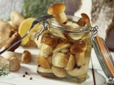 Рецепт Соление грибов в домашних условиях