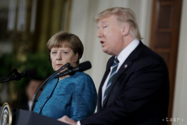 Trump: Nemecko dlhuje Severoatlantickej aliancii a USA mnoho peňazí - Zahraničie - TERAZ.sk