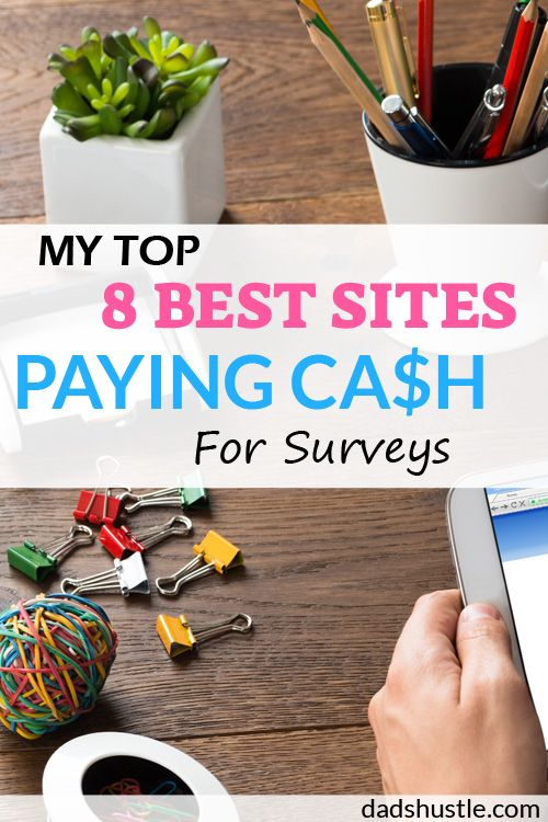 Best Sites Paying Cash For Surveys: I love surveys! It's the easiest way to make a side income. Check out how you too can make money online with simple surveys that just take minutes to complete.