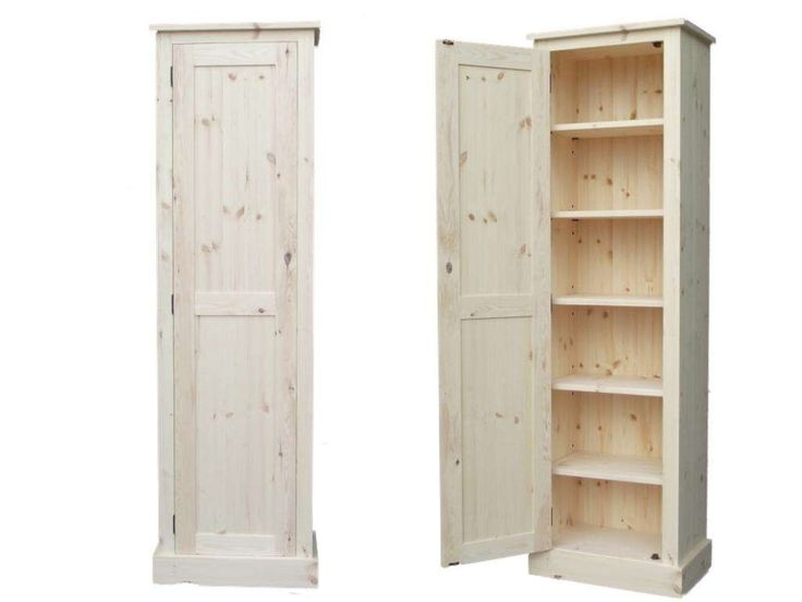 Tall Storage Cabinet With Doors Plans