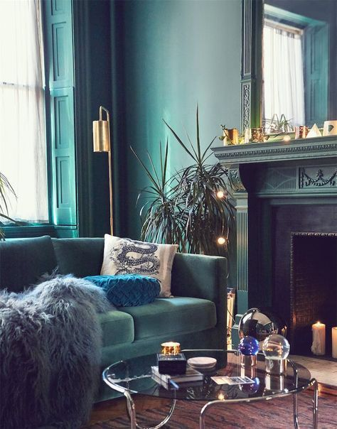 Match Point: 10 Rooms Proving Tone-on-Tone Color Works