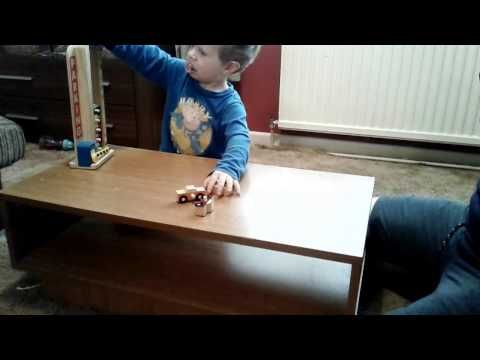Developing Computational Thinking with a 2-Year-Old Step 2 - YouTube