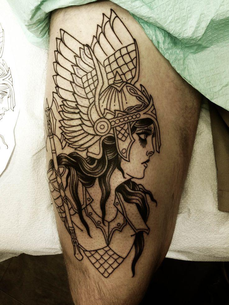 47 best Feminine Valkyrie Tattoos images on Pinterest ...
