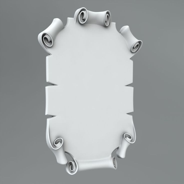 Decorative Cartouche includes 13 models using SDS modeling technology. Models included contain only quads, with good clean topology, have UV and prepared for under the ideology of each program with saving stacks of modifiers.      Presented in the following formats: 3DsMax, Maya, Cinema4D, MODO, obj, fbx, dae.