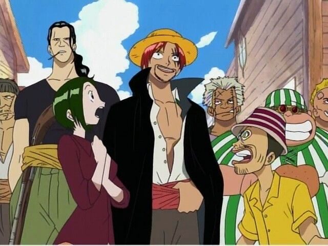 Oda Reveals The Real Reason Why Shanks Lost An Arm ⋆ Anime & Manga