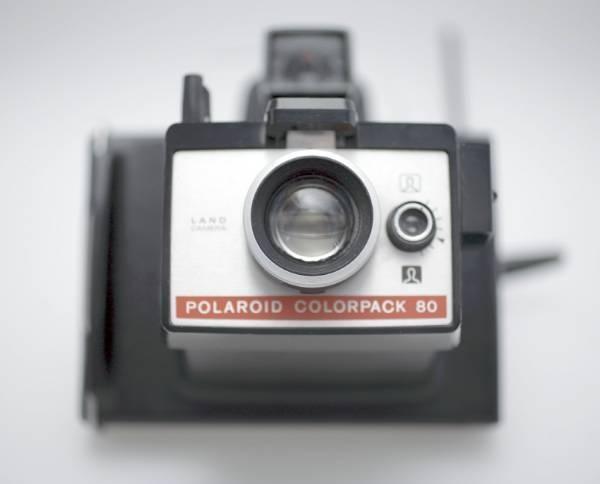 POLAROID Colorpack 80 Sofortbildkamera / Funktion OK in Wetzikon ZH kaufen bei ricardo.ch