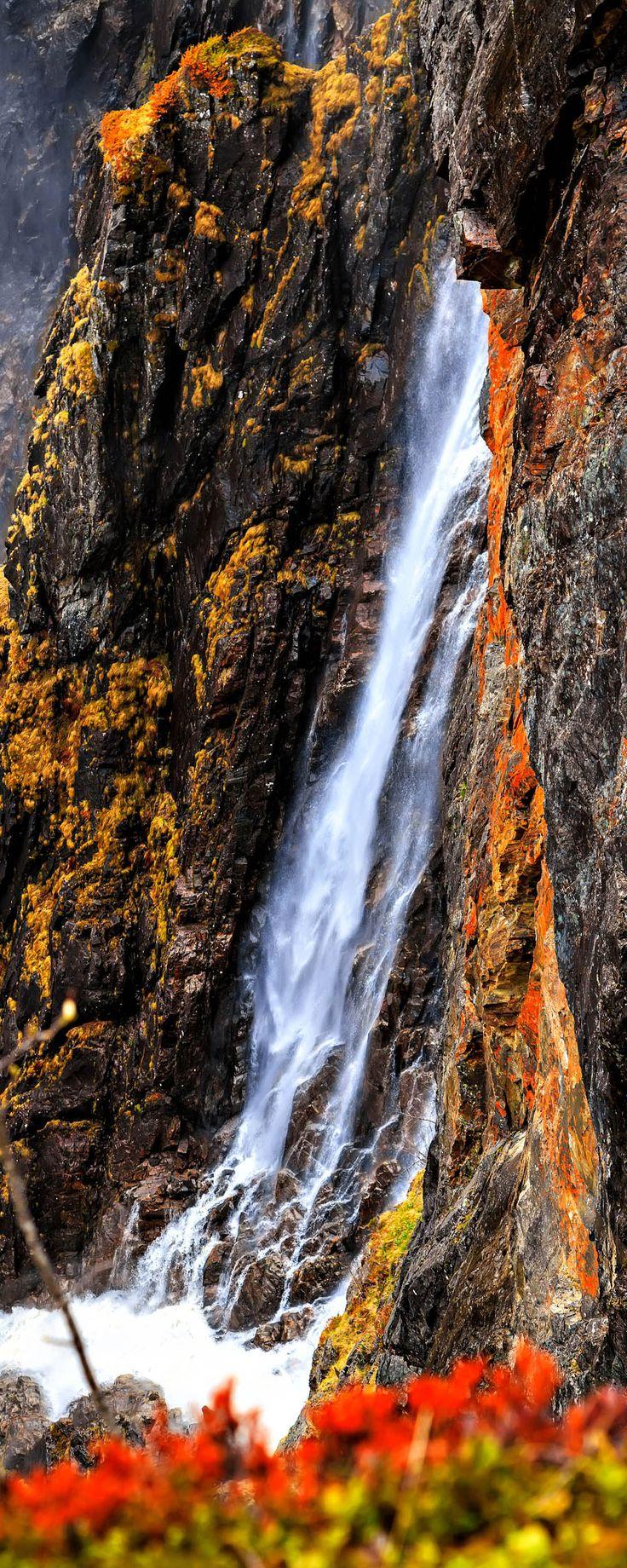 Largest Waterfall, Voringfossen, Norway
