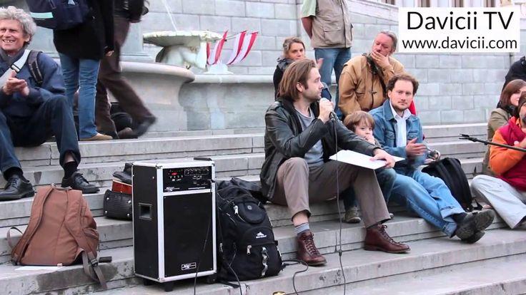 KenFM zeigt: Zweite Montagsdemo in Wien, 5.Mai 2014. Rede von Stephan Ba...