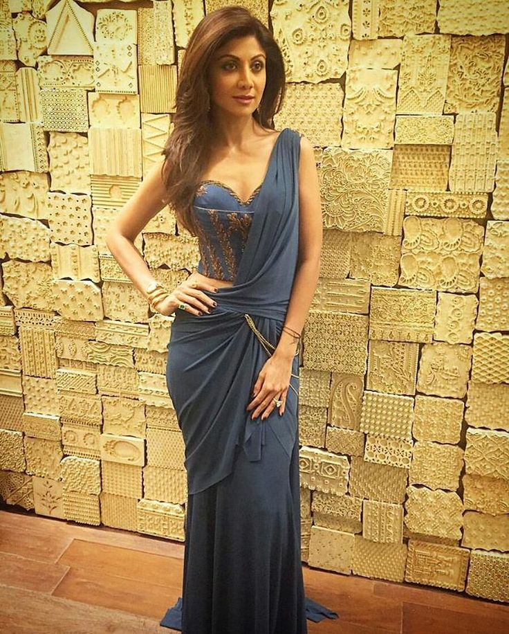 Shilpa Shetty Kundra in Tarun Tahiliani
