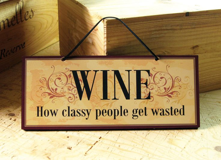 Decorative Wall Sign with Funny Wine Saying. Wine Sign. Kitchen Sign. Ready to ship.. $14.00, via Etsy.