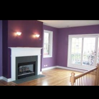 Purple Living Rooms 86 best purple and green livingroom images on pinterest | living