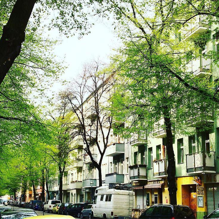 Kevät! Berliini! Loma! #futuremarja #berlin #visitberlin #neukölln #airbnb #airbnbberlin