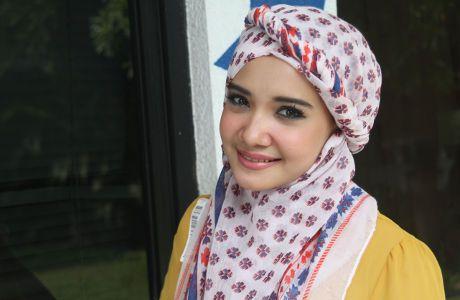 """Zaskia Sungkar Kebanjiran """"Job"""" di Bulan Ramadan"""