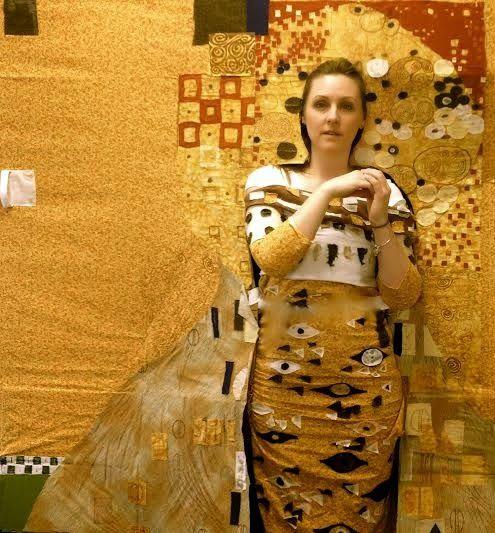 Cassie Stephens: Dress Like a Famous Artist/Artwork Costume Contest!
