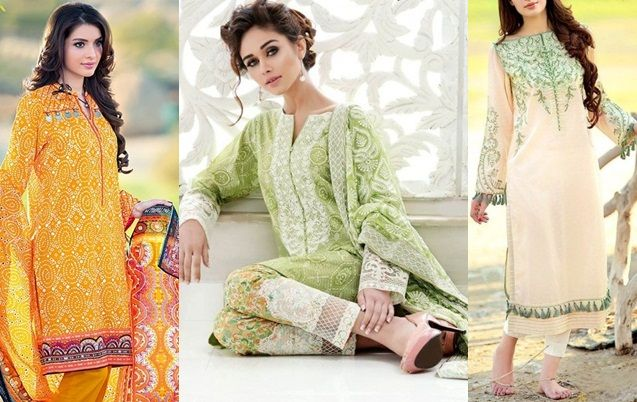 gul ahmed lawn collection 2016