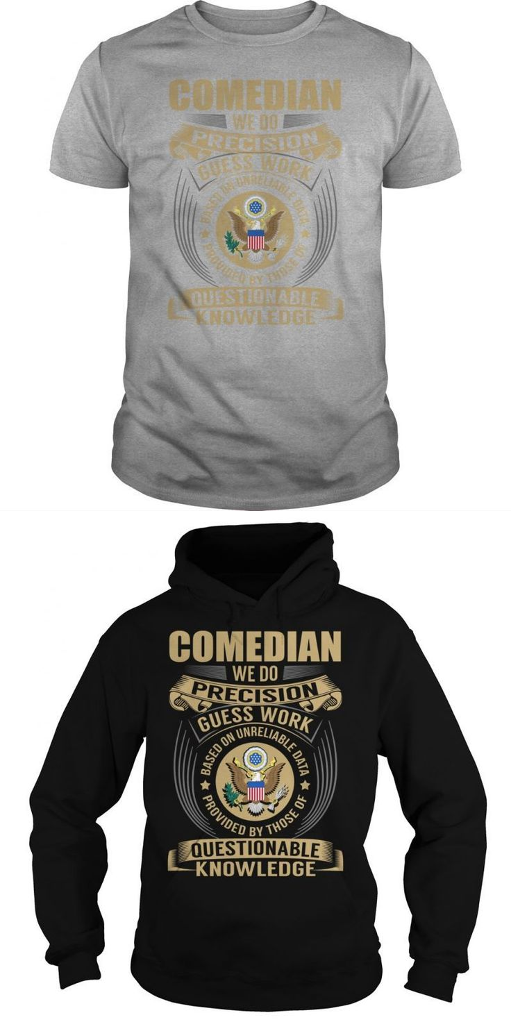 Comedian Job Title Tshirts.  Guys Tee Hoodie Ladies Tee Comedian T Shirts Comedian T Shirt Comedian Red Fox T Shirt The Comedian Watchmen T Shirt