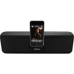iHome Speaker System iPhone/iPod, IP46BV Refurbished