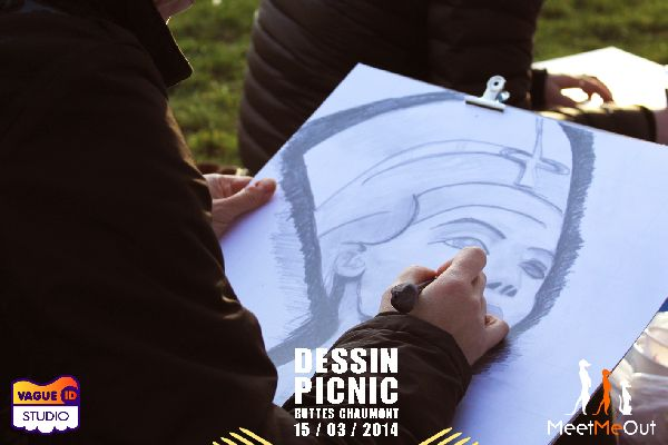 #Art class & #picnic at #ParcdesButtesChaumont! Join us next week: http://www.meetmeout.fr/events/drawing-workshop-picnic-in-parc-des-buttes-chaumont  #drawing #french #expats #events #cultural #MeetUp #Spring #Printemps #MeetMeOut