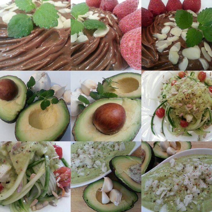 Raw avokado recept na www.agaton.sk