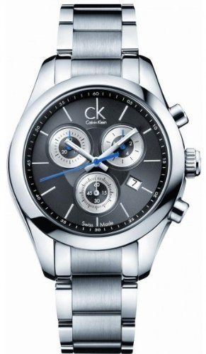 Calvin Klein Chronograph CK Strive Ladies Watch K0K28107 Calvin Klein. $359.92. MADE IN IMPORTED. With Original Case and Packaging as Provided by the Manufacturer