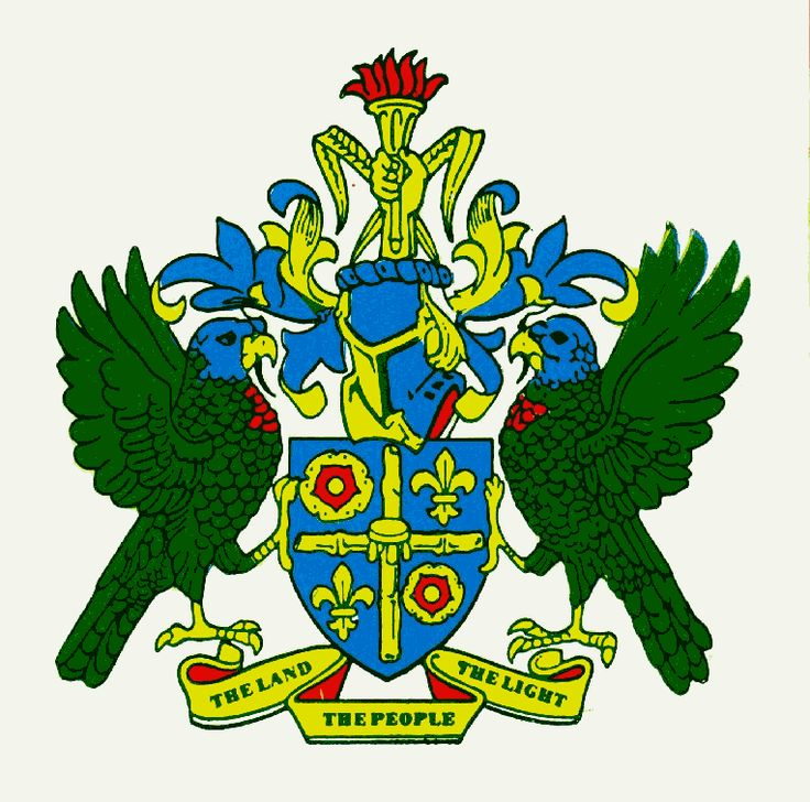 Quot The Land The People The Light Quot Is St Lucia S Motto